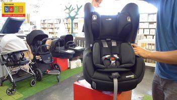 Birtax Safe n Sound Graphene Tex Convertible Car Seat