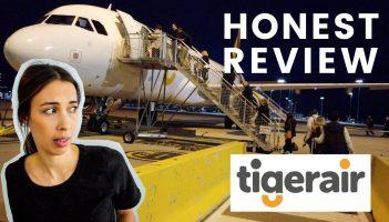 Tigerair Melbourne to Goldcoast 2019