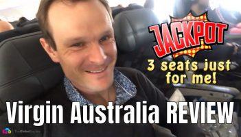 Virgin Australia Economy Australia to USA