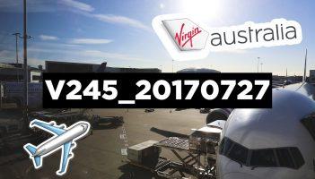 Virigin Australia: Australia to Los Angeles Economy X (with a baby)