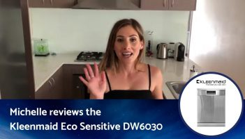 Kleenmaid Eco Sensitive Dishwasher
