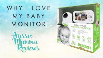 Uniden Baby Monitor BW3451R