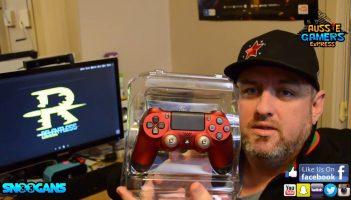 PS4 Relentless Custom Controller