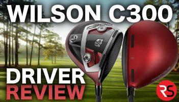 Wilson C300 Golf Driver
