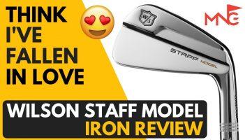 Wilson Staff Model Irons