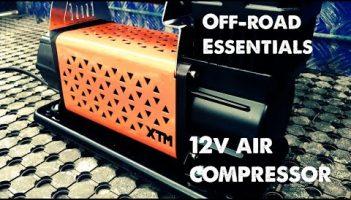 XTM 12V Air Compressor