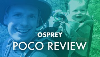 Osprey Poco Child Carrier