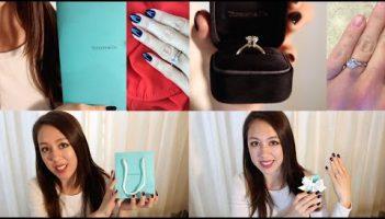 Tiffany Setting Solitaire Diamond Engagement Ring