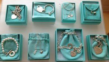 Tiffany Silver Jewellery