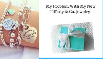 Tiffany Silver Charm