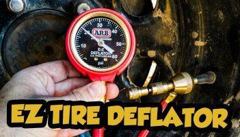 ARB E-Z Tire Deflator