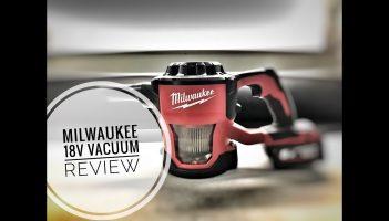 Milwaukee 18V Vacuum