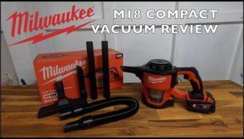 Milwaukee M18 Compact Vacuum