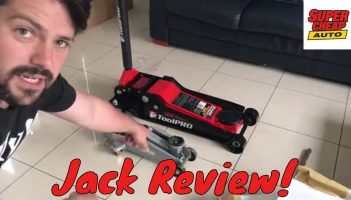 Toolpro 3000kg Low Profile Jack
