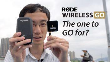 Røde Wireless Go Microphone