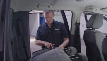 How to Fit Dual Cab Rear SupaFit Seat Covers