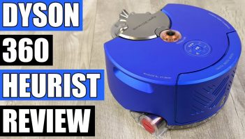 Dyson 360 Heurist – Dyson Is Thinking Outside the Box