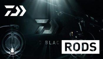 Daiwa TD Black Rods & Reels