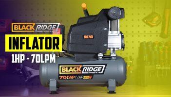 Blackridge Inflator – 1HP 70LPM