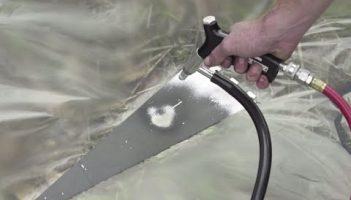 Blackridge Air Sand Blast Gun Kit // Supercheap Auto