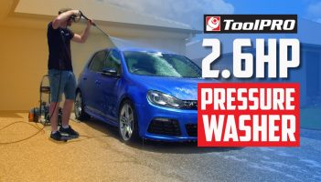 ToolPRO 2.6HP Petrol Pressure Washer