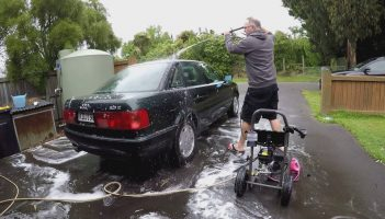 ToolPro Petrol Pressure Washer Review