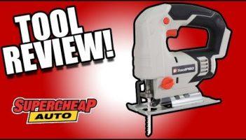 ToolPro 18volt JigSaw – BEAVIS Tool Review