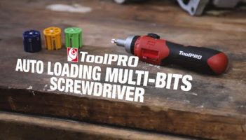 ToolPRO Auto-loading Multi Bits Screwdriver