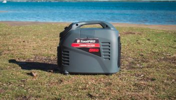ToolPRO 1100w Suitcase Frame Generator