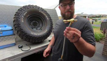 XTM Tyre Deflator Tested