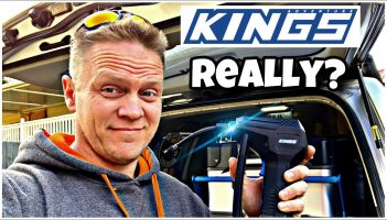 Adventure Kings 12 volt Compressor Review