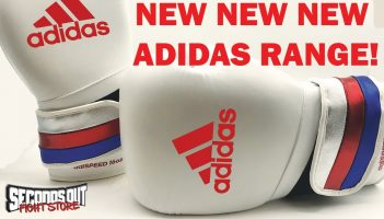 Adidas Adispeed Boxing Gloves Review