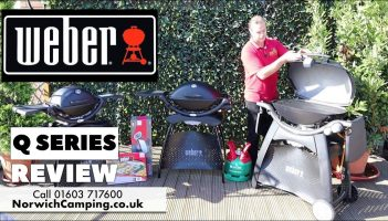 Weber Q1200 BBQ Grill Review