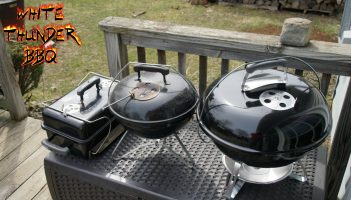 Portable WEBER Charcoal Grill – Review