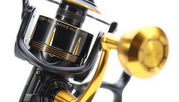 Penn BEST Saltwater Spinner | Slammer III Review