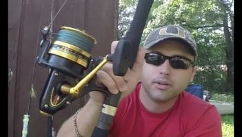 Penn 850 Spinfisher Spinning Review