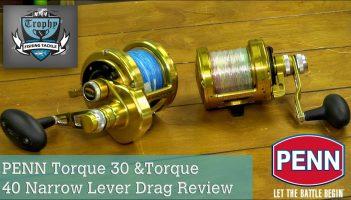 Reviews PENN Torque 30