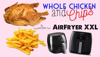 Philips AirFryer XXL HD965191 – Review