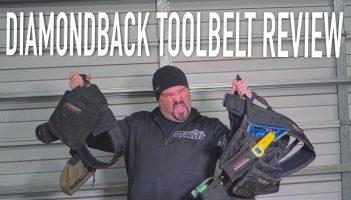 Diamondback Tool Belt Review