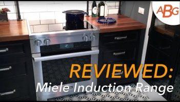Miele Range Review 30″ Induction Range
