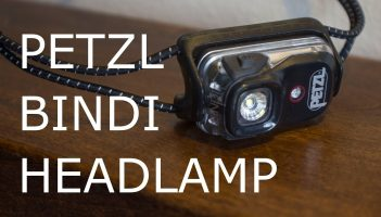 Petzl Bindi Headlamp Review