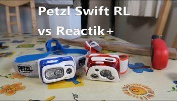 Petzl Swift RL new flagship compact headtorch