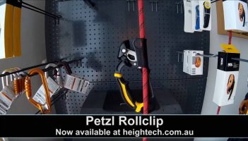 Petzl Rollclip – Review