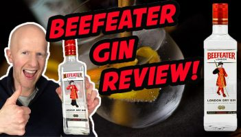 Beefeater Gin review!