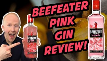 Beefeater Pink gin Review