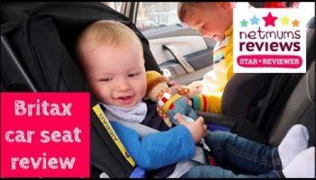 Britax car seat 2 review