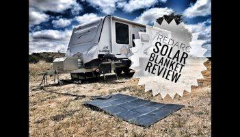 Redarc Solar Blanket – Review