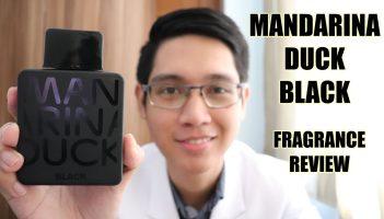 Mandarina Duck Black   Fragrance Review