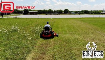 Gravely HD Zero Turn Mower Review