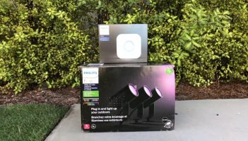 Phillips Hue Outdoor Lily Smart Lights : Review